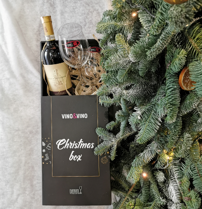 CHRISTMAS BOX by Riedel