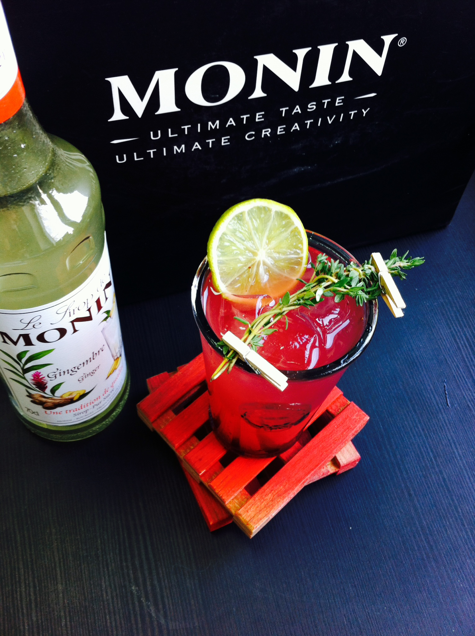 limonade monin